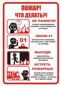 Пожароопасность